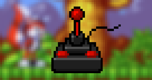 BittBoy PocketGo Commodore Amiga emulator pixel art icon designed by Brynjar Bye.