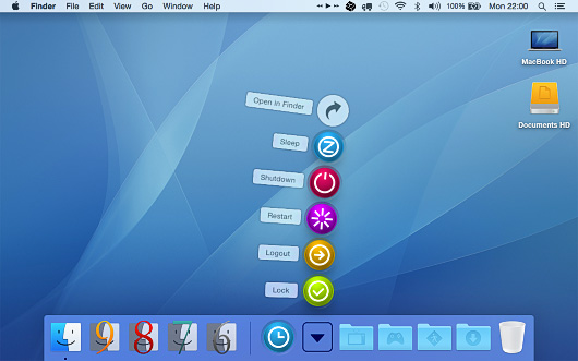 Screenshot of Functional for Mac OS X.