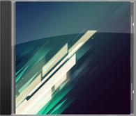 Custom album art for Hardcover by Jacob Knegtel.
