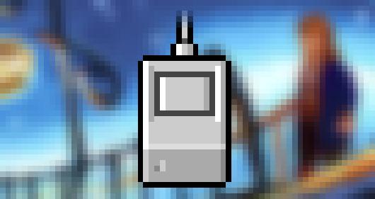 BittBoy PocketGo Apple Macintosh emulator icon.