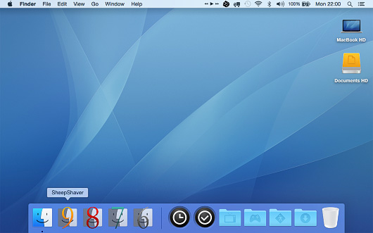 Yosemite Classic for Mac OS X.